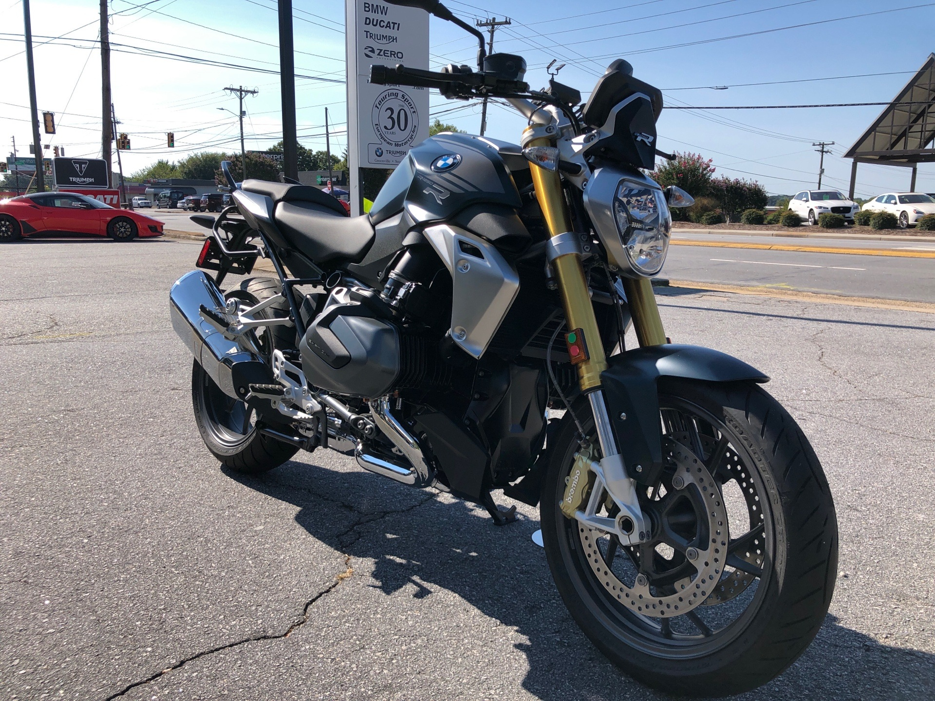 2020 BMW R 1250 R in Greenville, South Carolina - Photo 6