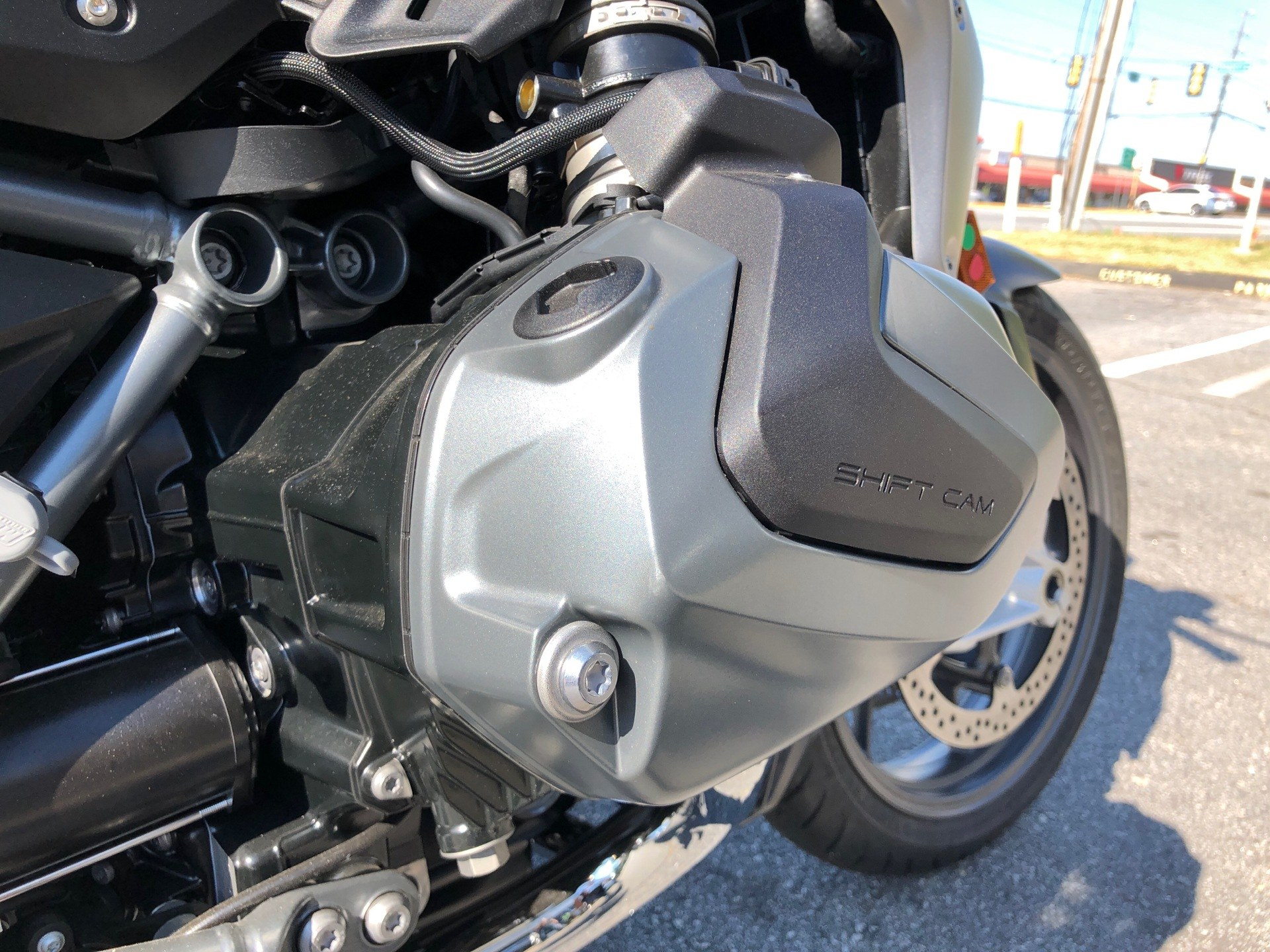 2020 BMW R 1250 R in Greenville, South Carolina - Photo 8