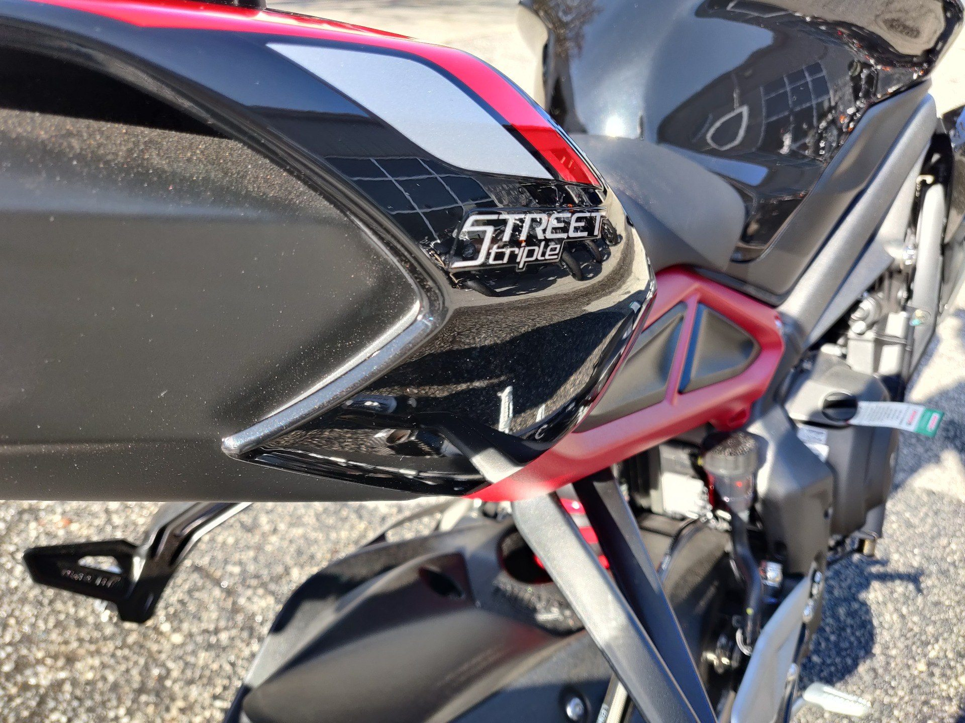 2020 Triumph Street Triple R in Greenville, South Carolina - Photo 14