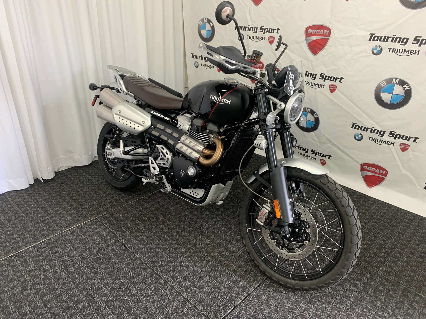 2019 Triumph Scrambler 1200 XC in Greenville, South Carolina - Photo 1