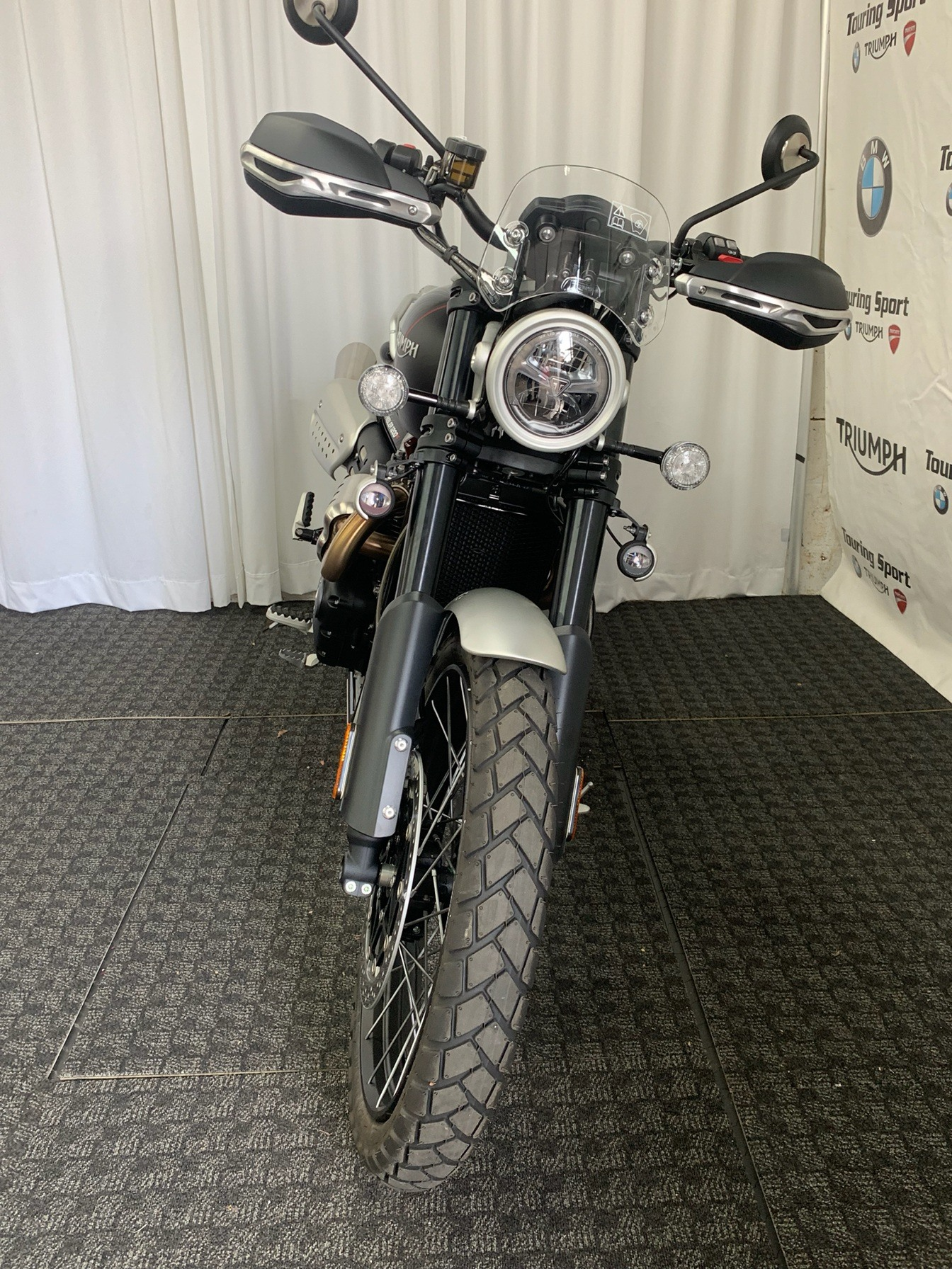 2019 Triumph Scrambler 1200 XC in Greenville, South Carolina - Photo 3