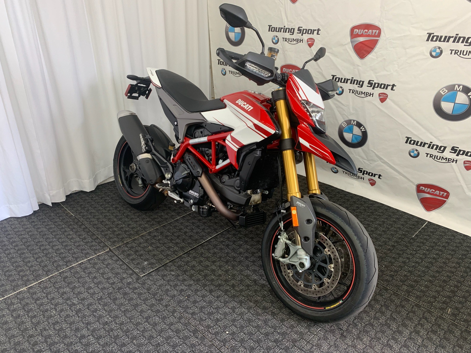 2018 Ducati Hypermotard 939 SP in Greenville, South Carolina - Photo 1