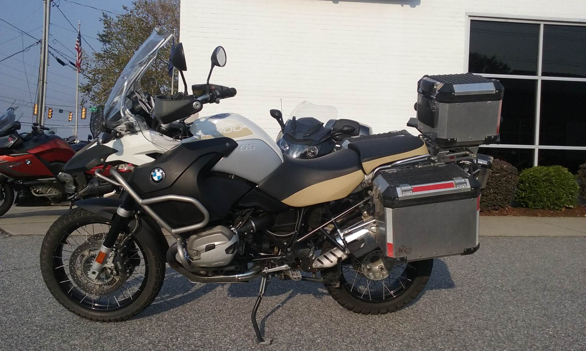 2013 BMW R 1200 GS Adventure in Greenville, South Carolina