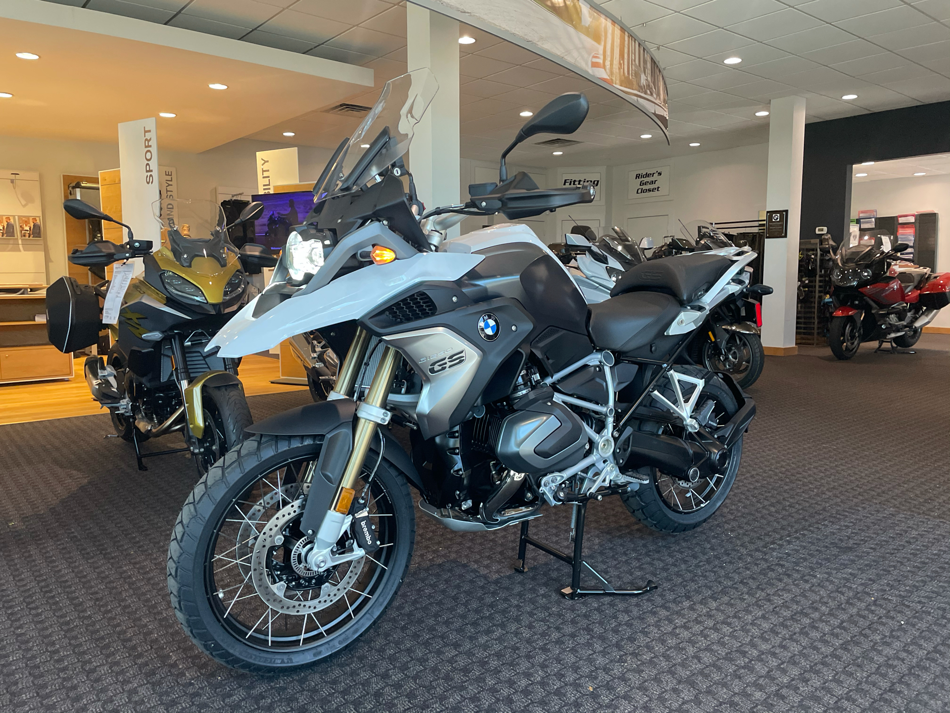 2021 BMW R 1250 GS in Greenville, South Carolina - Photo 1