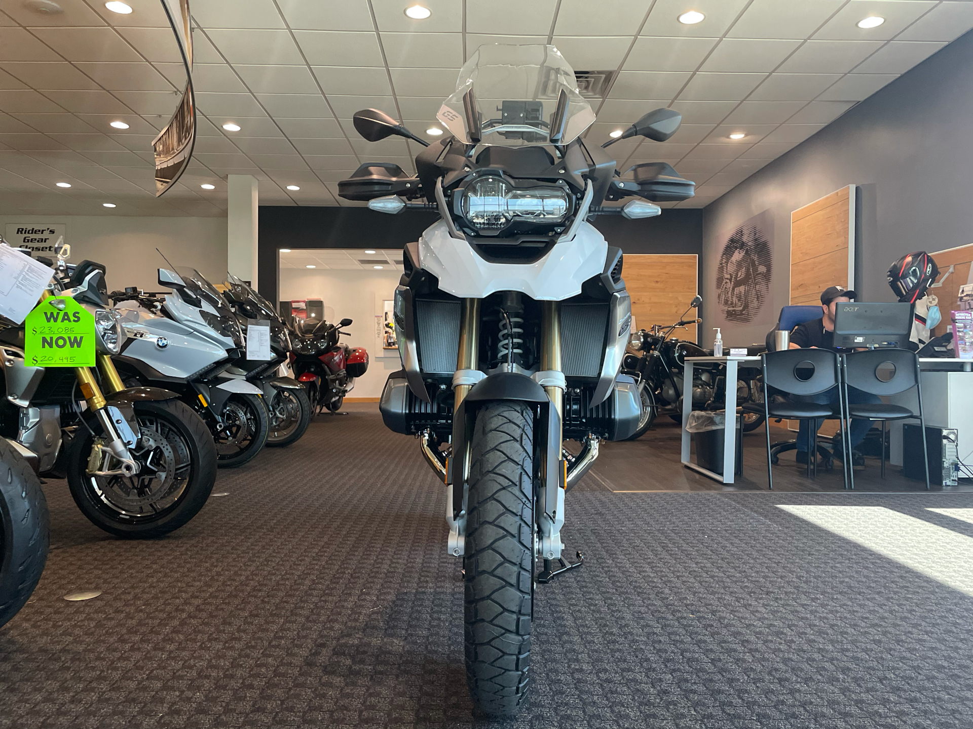 2021 BMW R 1250 GS in Greenville, South Carolina - Photo 8