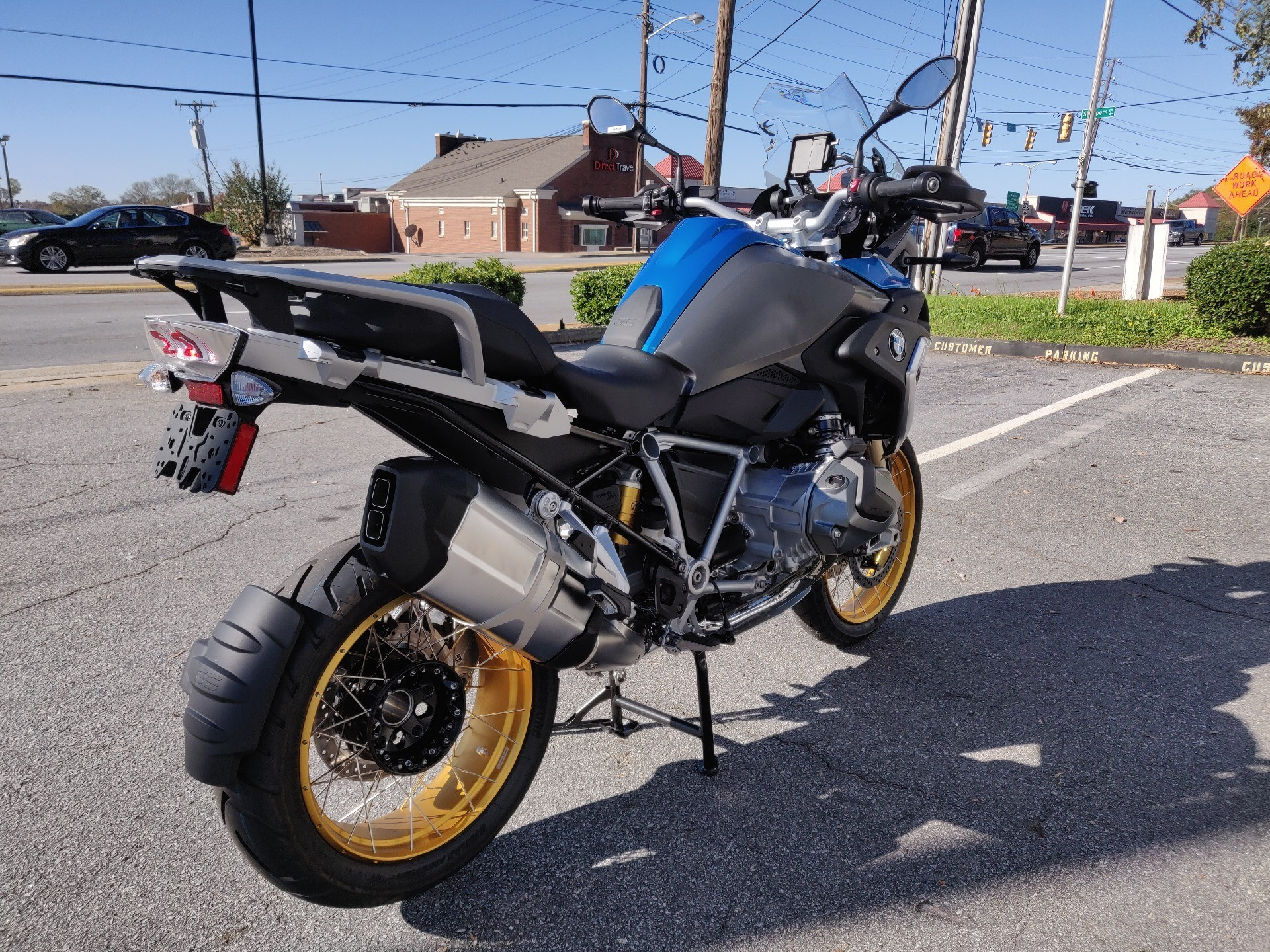 2020 BMW R 1250 GS in Greenville, South Carolina - Photo 5