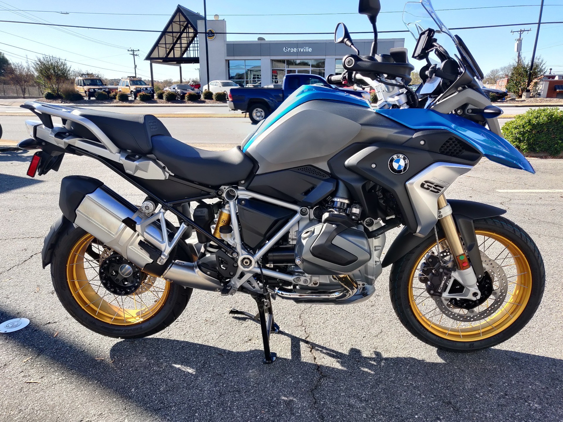 2020 BMW R 1250 GS in Greenville, South Carolina - Photo 4