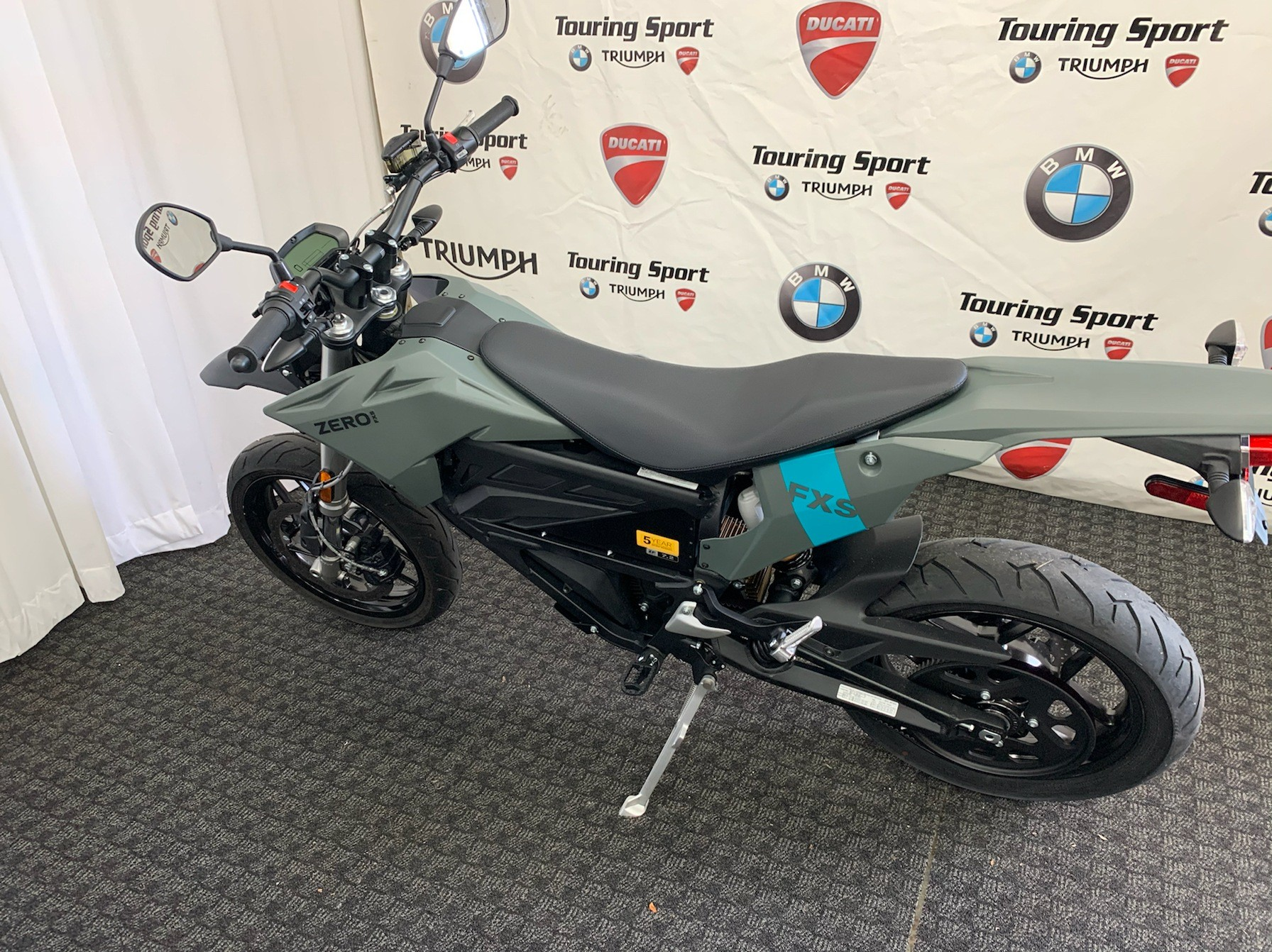 2020 Zero Motorcycles FXS in Greenville, South Carolina - Photo 2