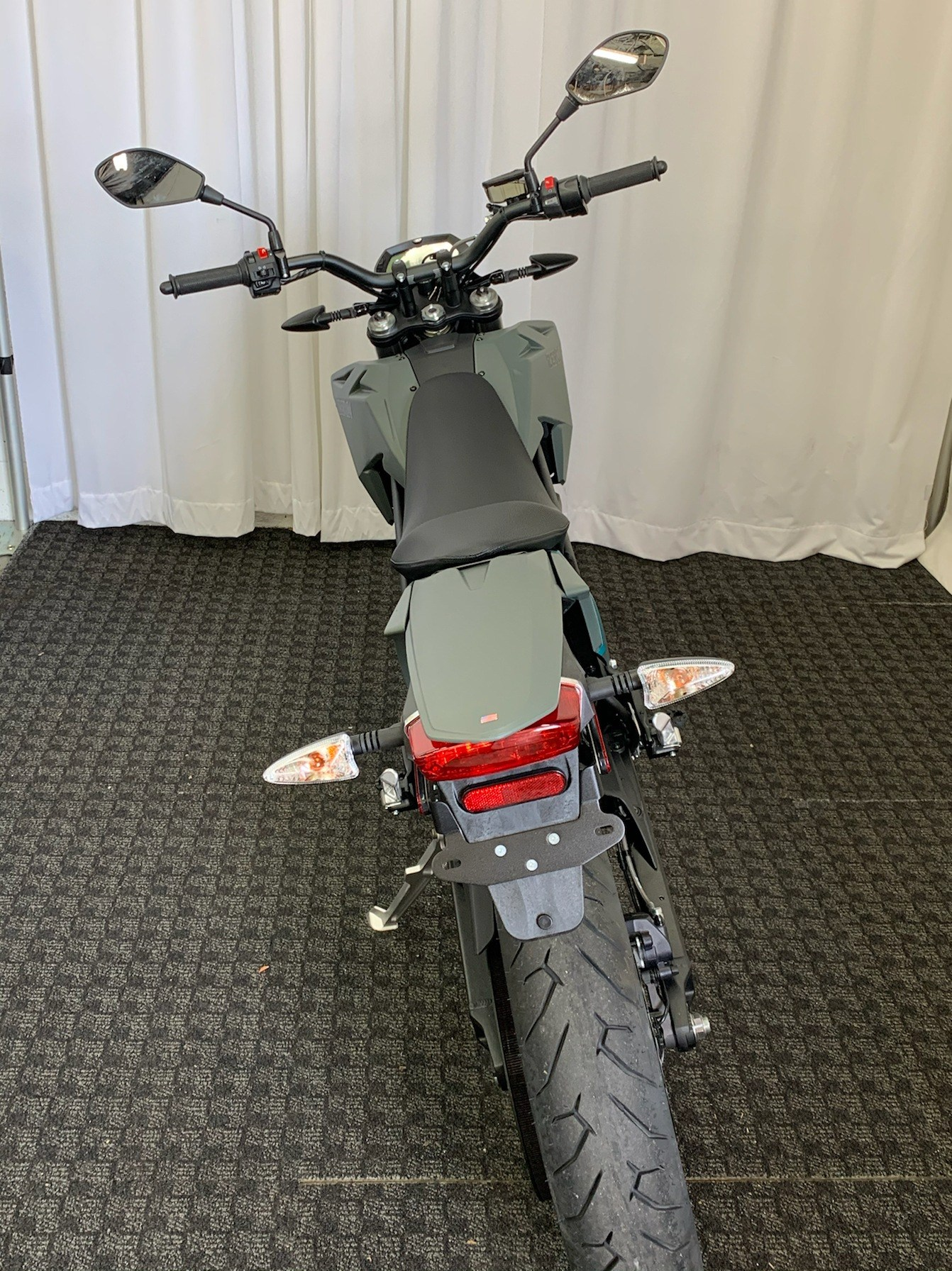2020 Zero Motorcycles FXS in Greenville, South Carolina - Photo 4