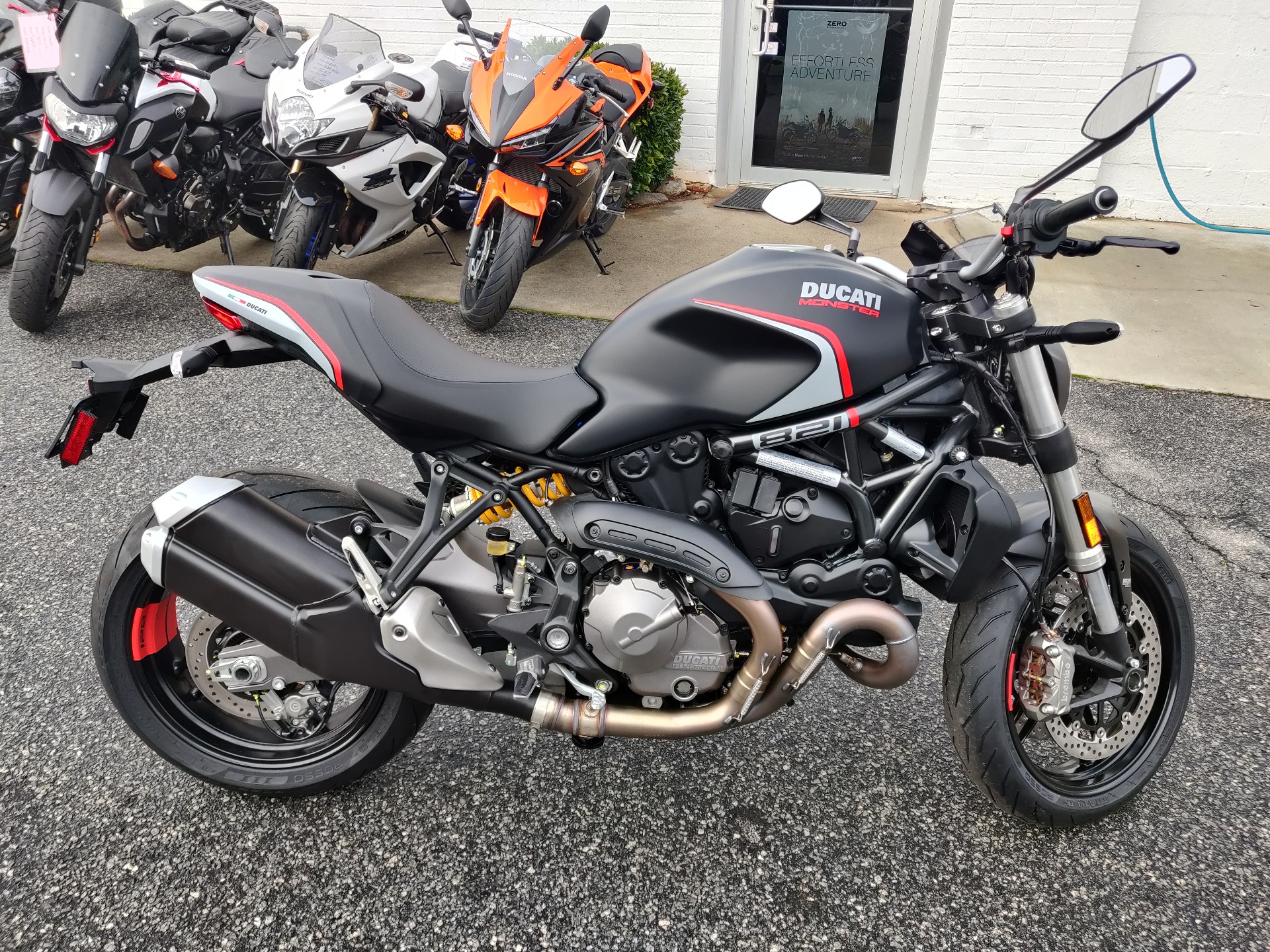 2021 Ducati Monster 821 Stealth in Greenville, South Carolina - Photo 4