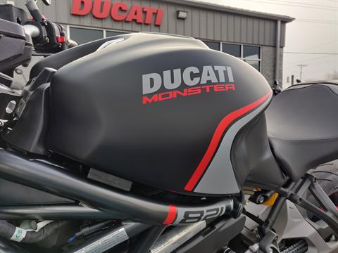 2021 Ducati Monster 821 Stealth in Greenville, South Carolina - Photo 16