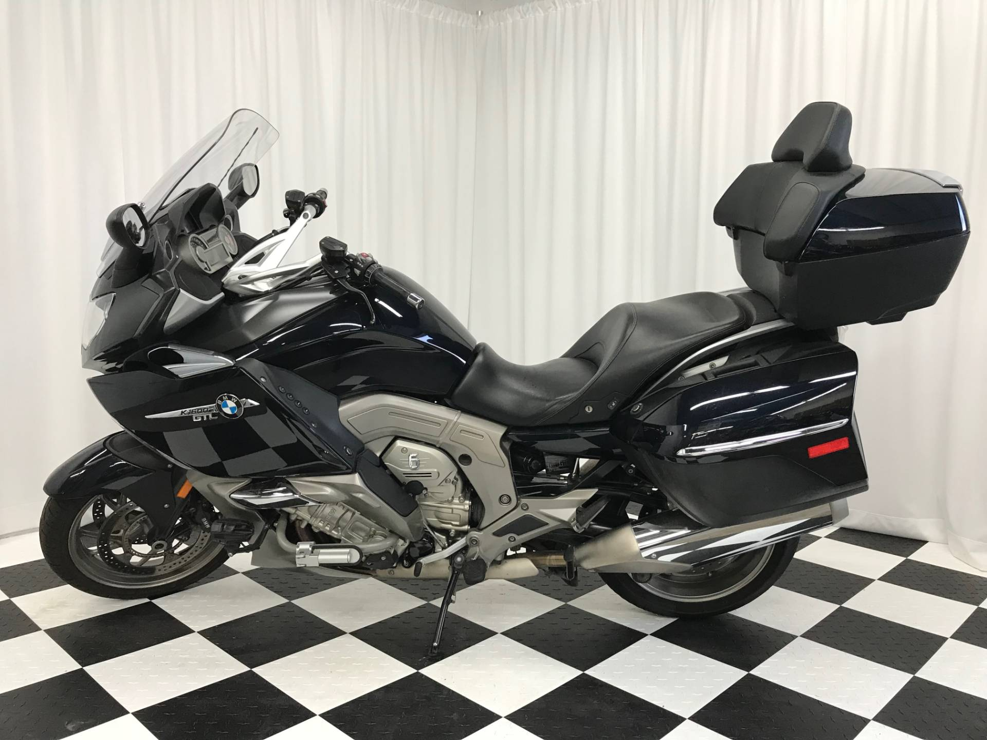 2012 BMW K 1600 GTL in Greenville, South Carolina
