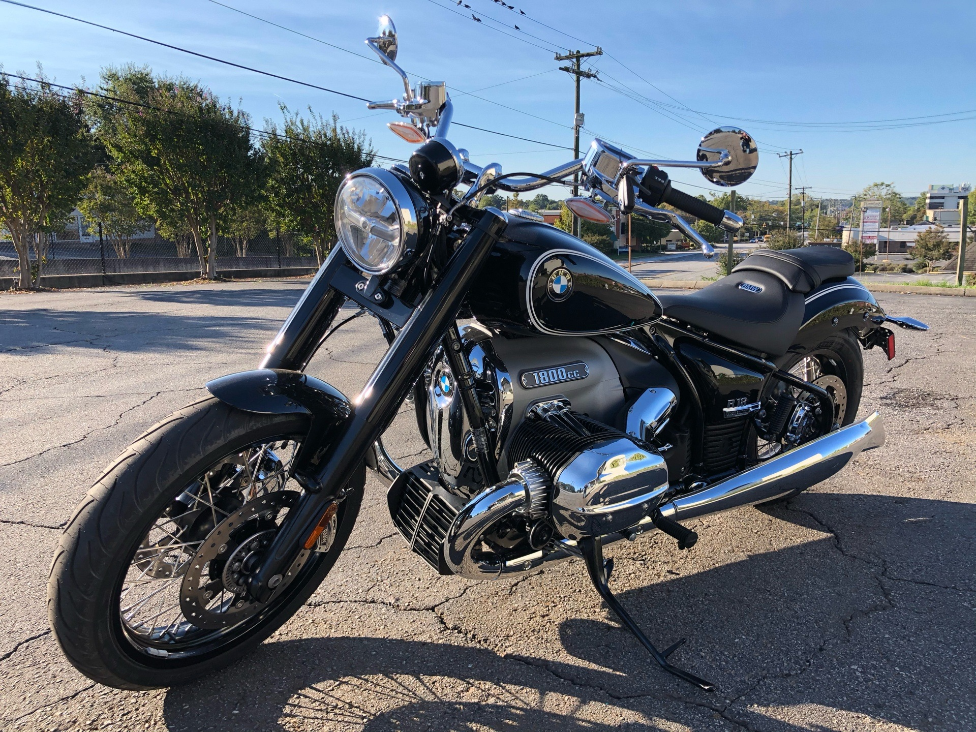 2021 BMW R18 in Greenville, South Carolina - Photo 1