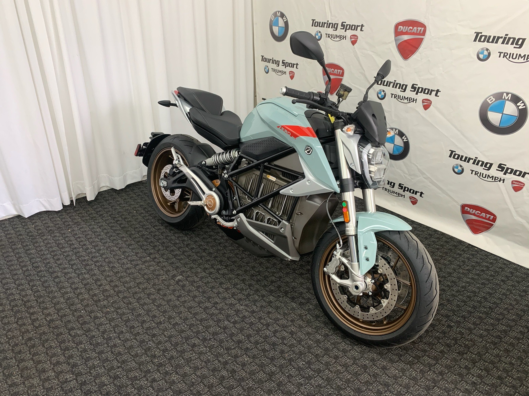 2020 Zero Motorcycles SR/F in Greenville, South Carolina - Photo 1