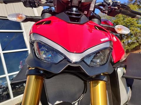 2021 Ducati Streetfighter V4 S in Greenville, South Carolina - Photo 12