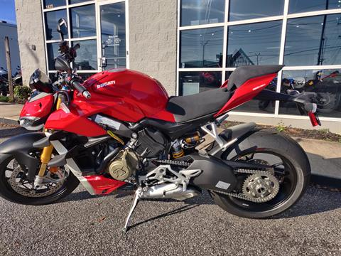 2021 Ducati Streetfighter V4 S in Greenville, South Carolina - Photo 8