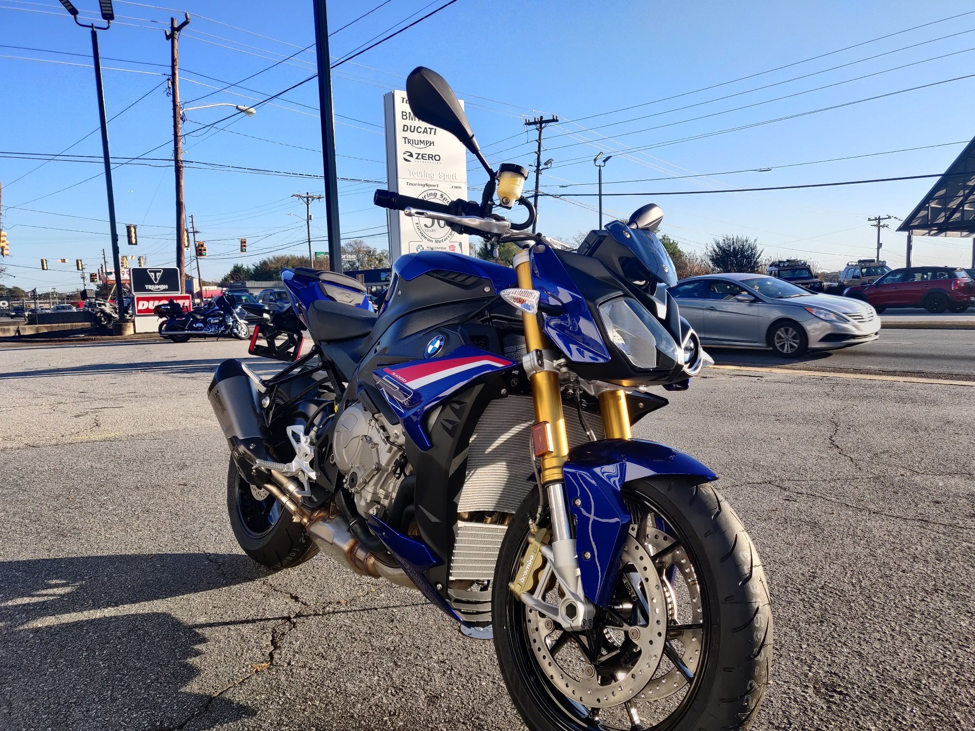 2021 BMW S 1000 R in Greenville, South Carolina - Photo 3