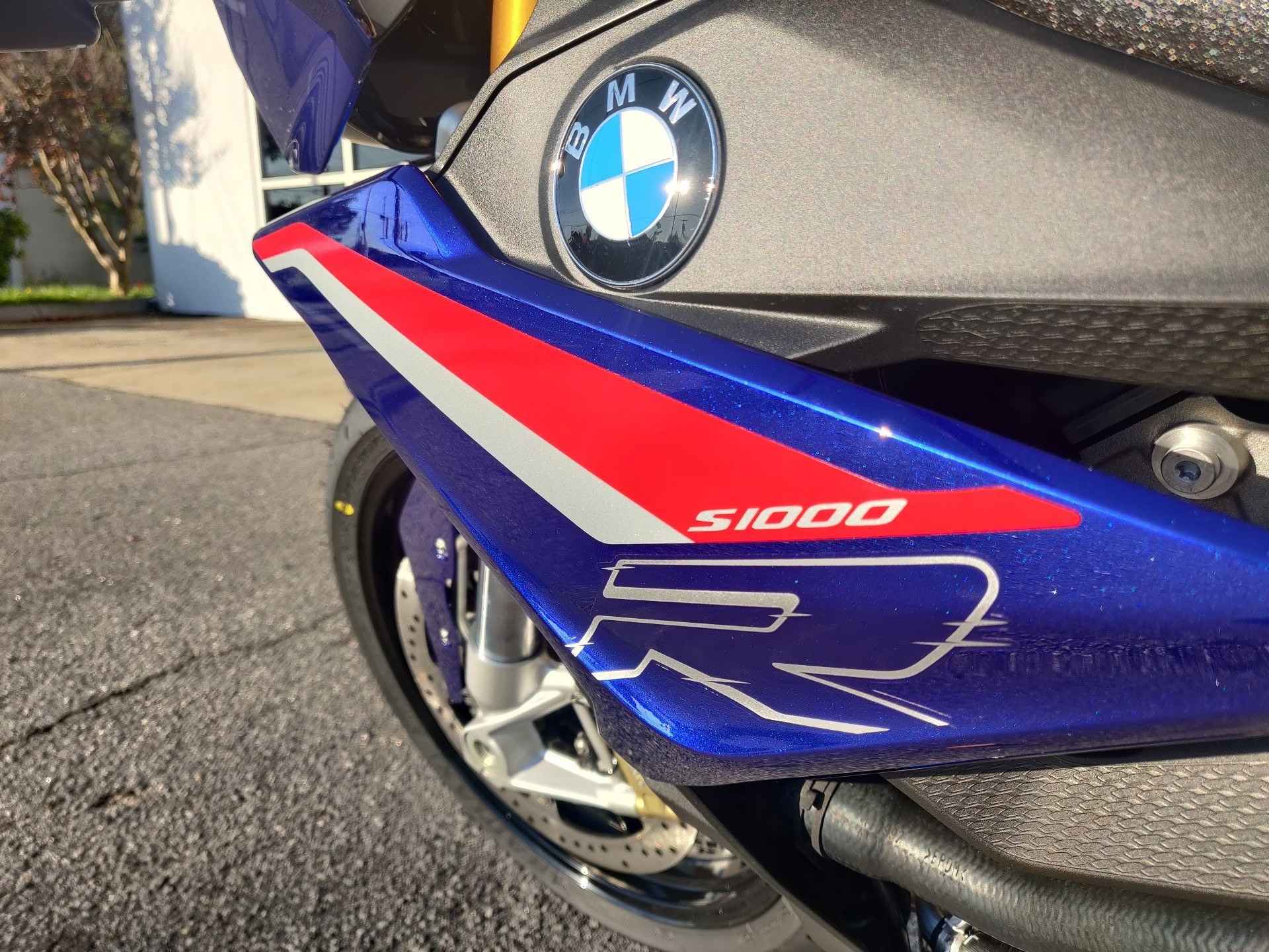2021 BMW S 1000 R in Greenville, South Carolina - Photo 14