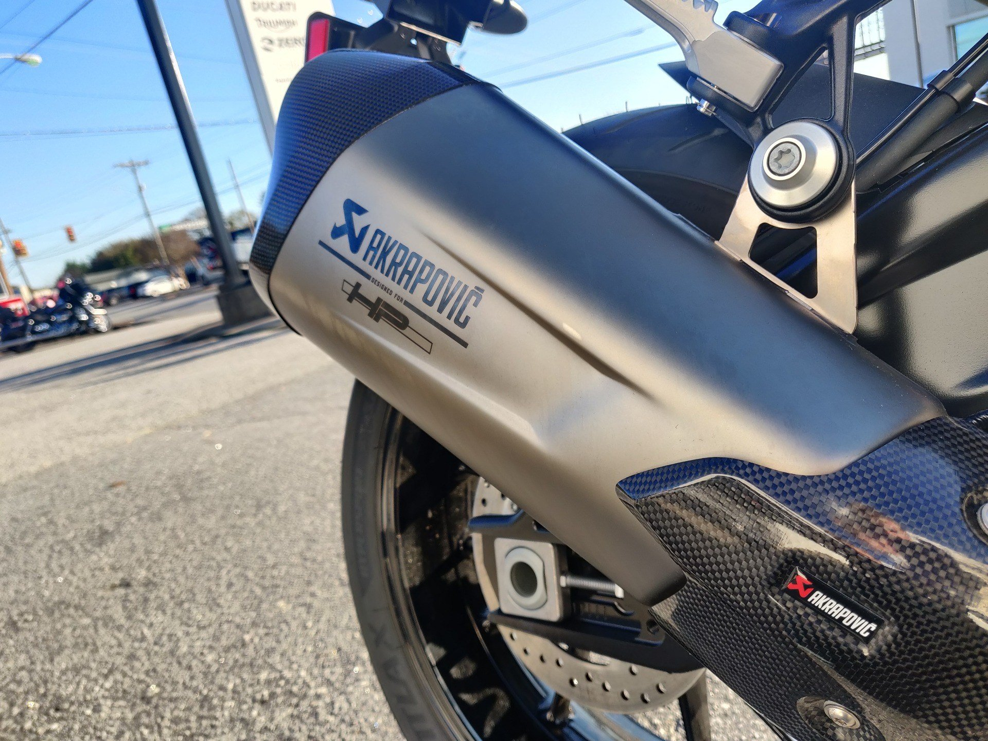 2021 BMW S 1000 R in Greenville, South Carolina - Photo 13