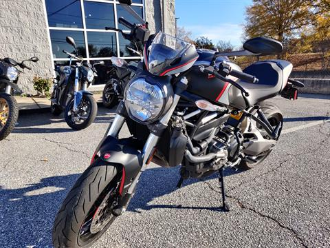 2020 Ducati Monster 821 Stealth in Greenville, South Carolina - Photo 1