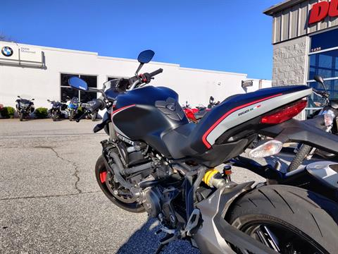 2020 Ducati Monster 821 Stealth in Greenville, South Carolina - Photo 7