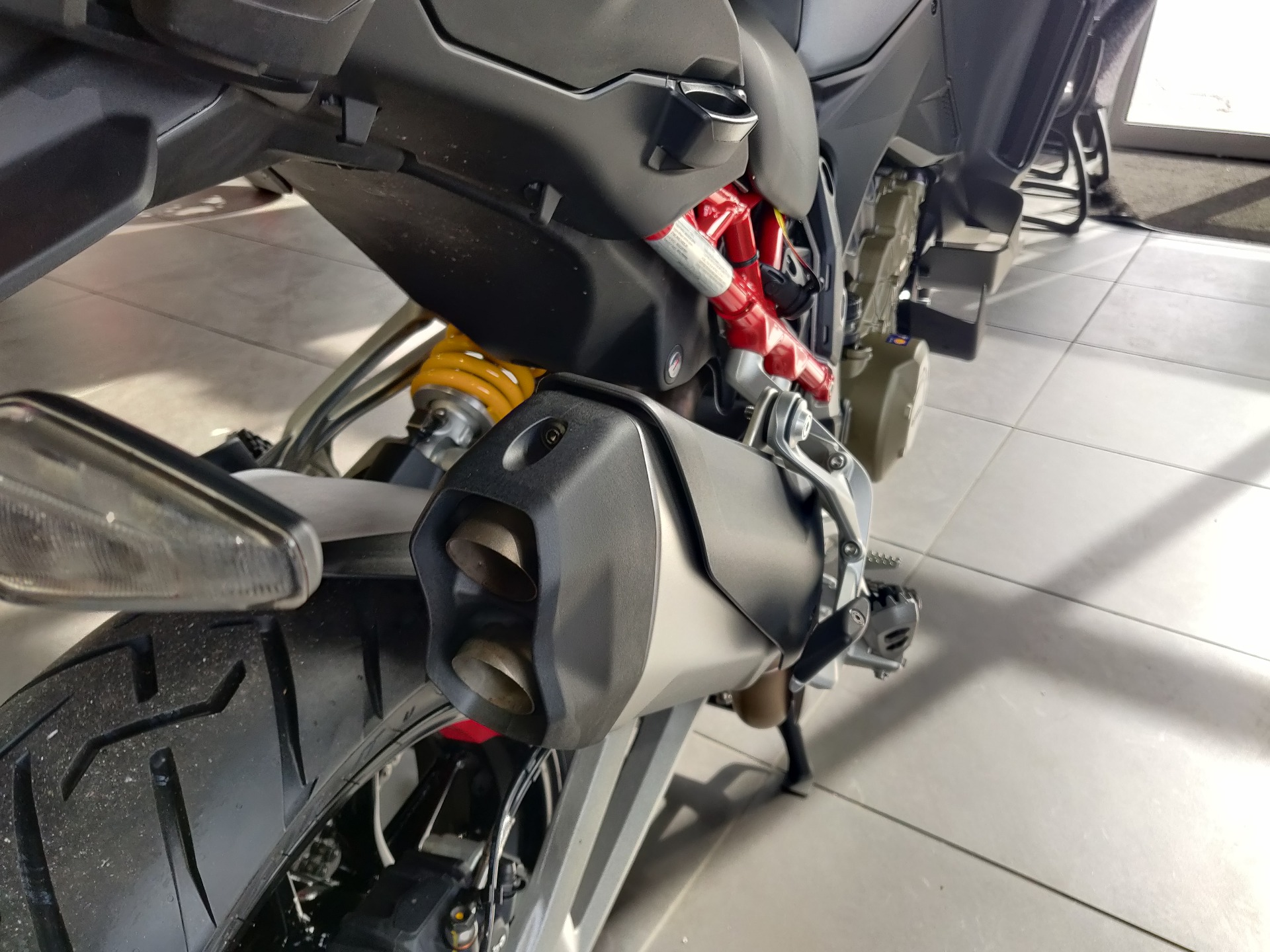 2021 Ducati Multistrada V4S in Greenville, South Carolina - Photo 13