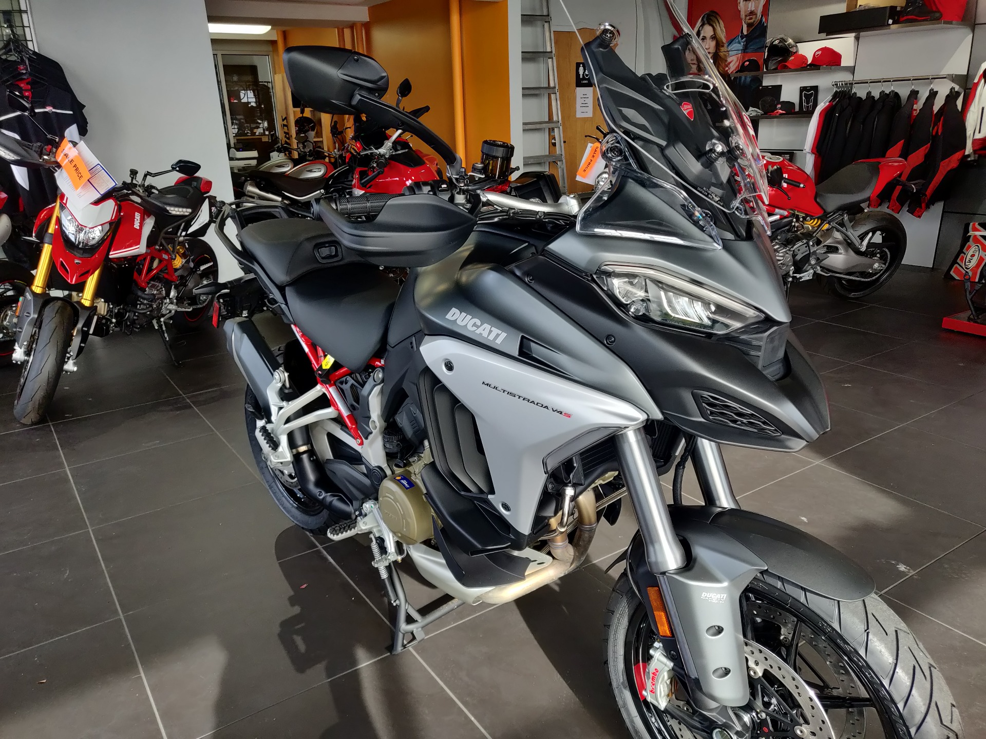 2021 Ducati Multistrada V4S in Greenville, South Carolina - Photo 3
