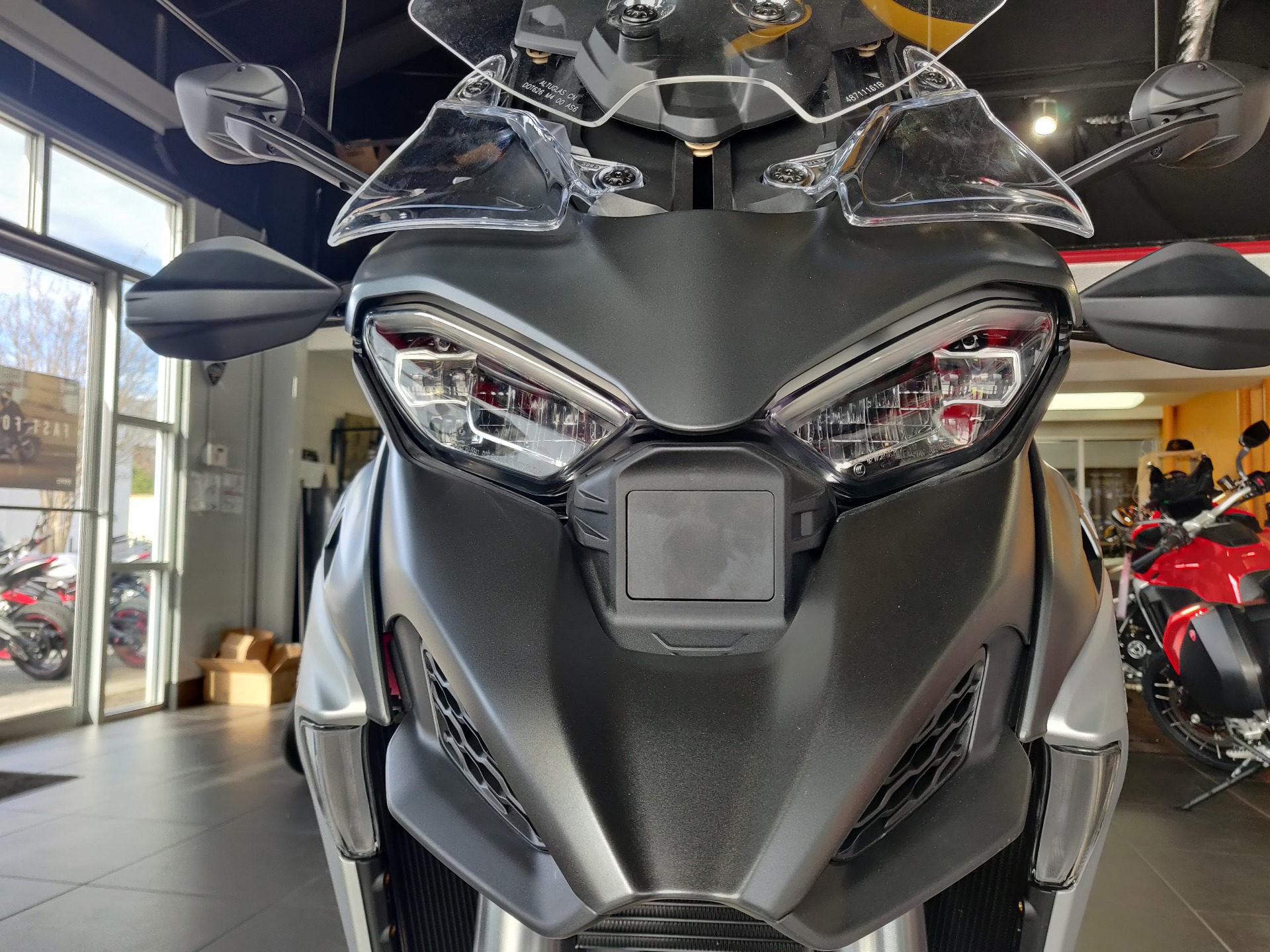2021 Ducati Multistrada V4S in Greenville, South Carolina - Photo 14