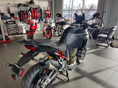 2021 Ducati Multistrada V4S in Greenville, South Carolina - Photo 5