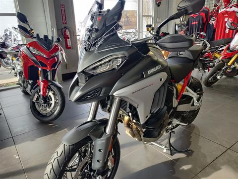 2021 Ducati Multistrada V4S in Greenville, South Carolina - Photo 1