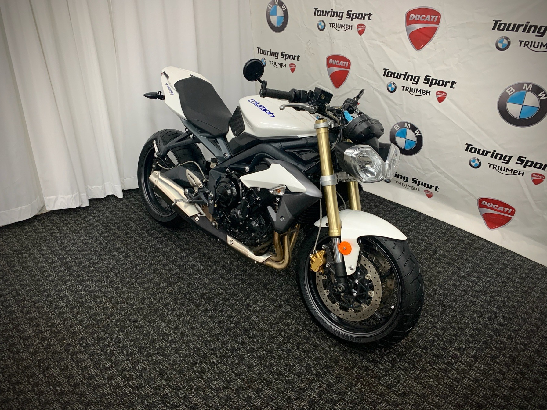 2013 Triumph Street Triple ABS in Greenville, South Carolina - Photo 1