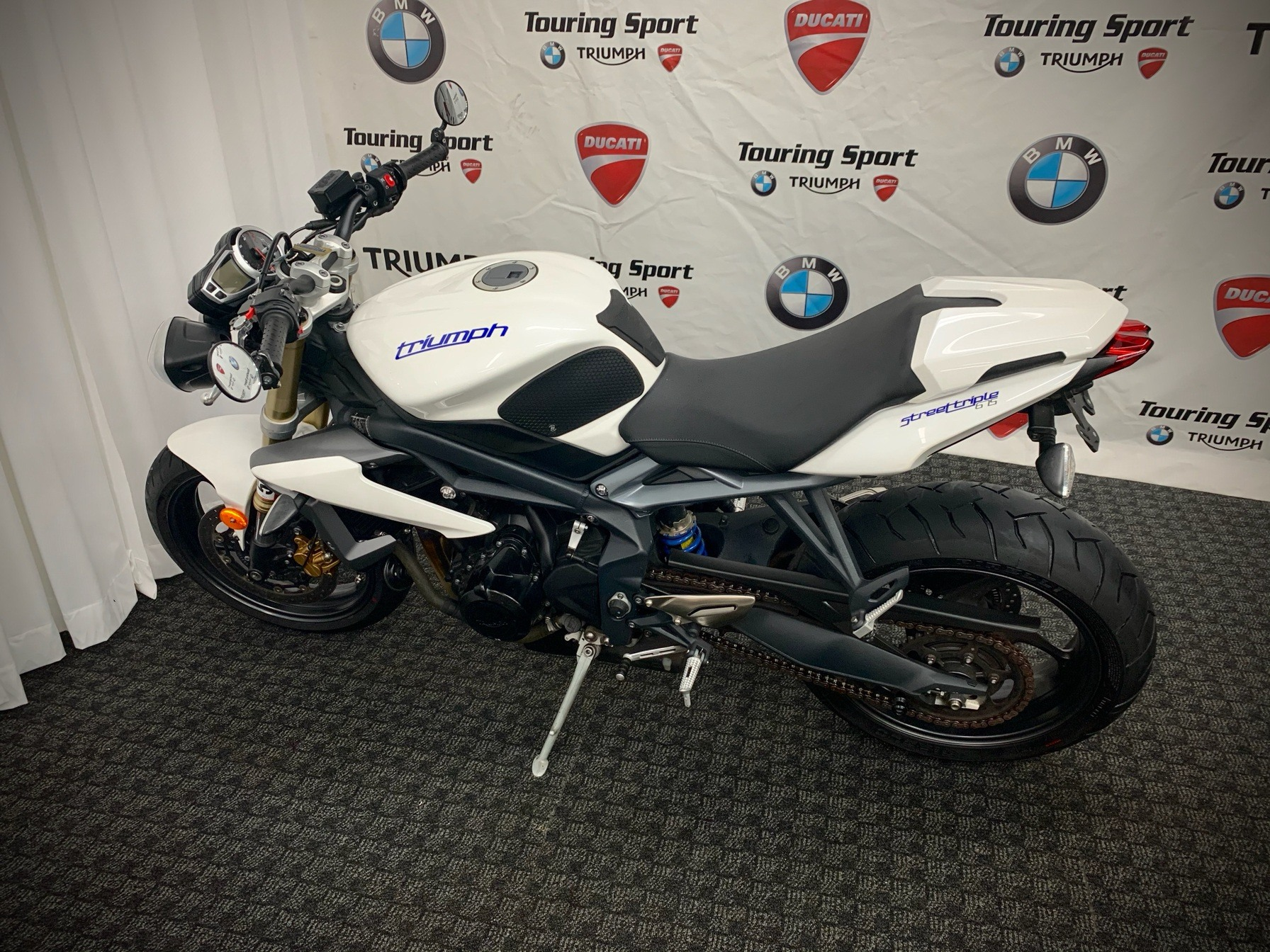 2013 Triumph Street Triple ABS in Greenville, South Carolina - Photo 2