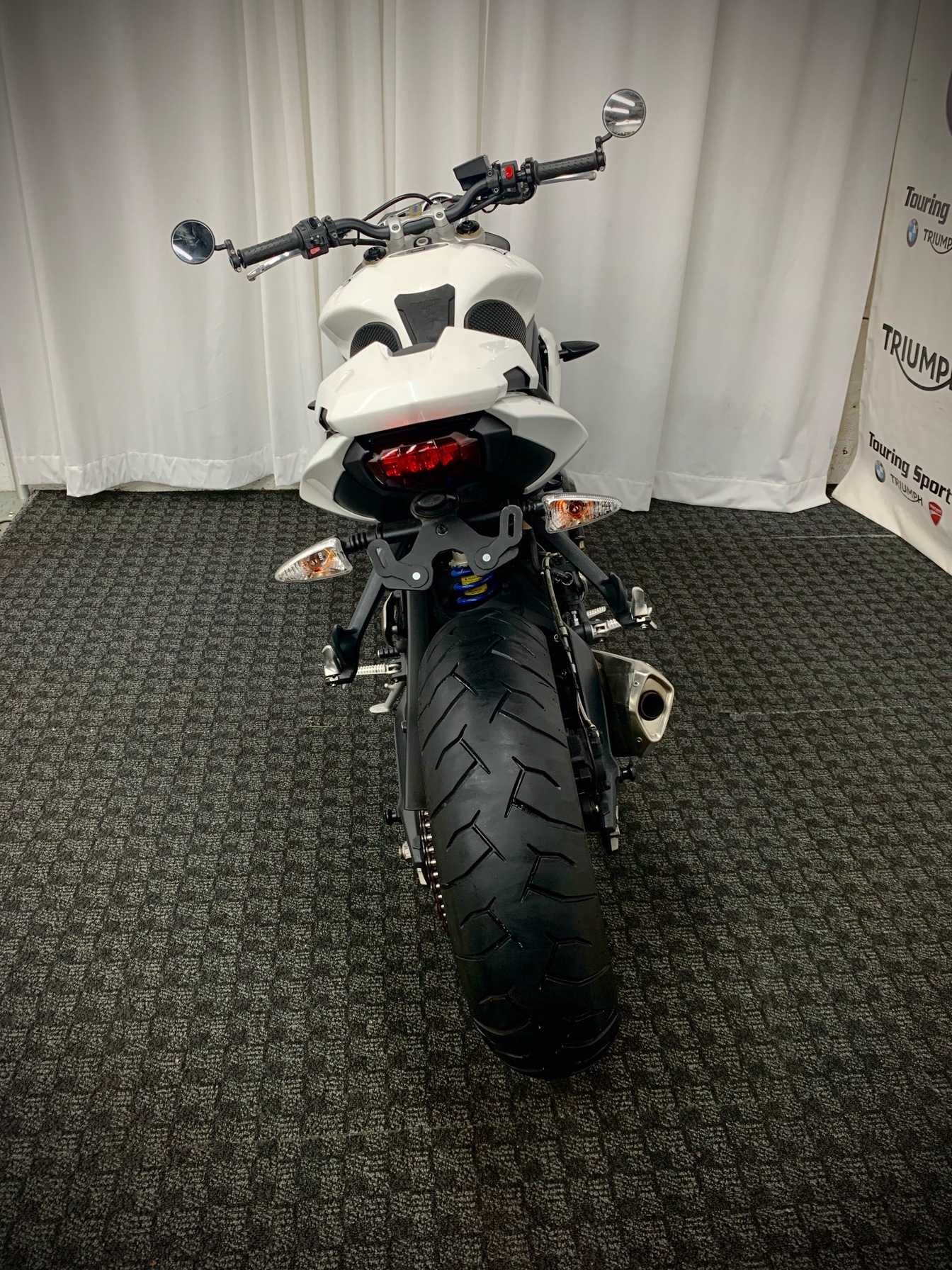 2013 Triumph Street Triple ABS in Greenville, South Carolina - Photo 4