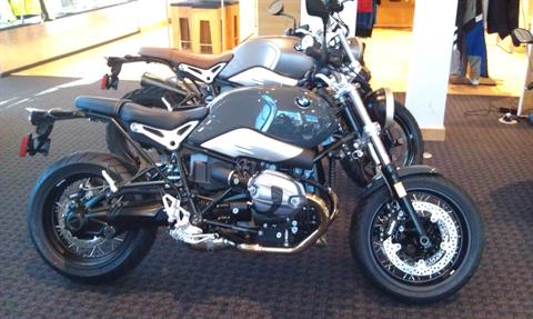 2017 BMW R nine T Pure in Greenville, South Carolina