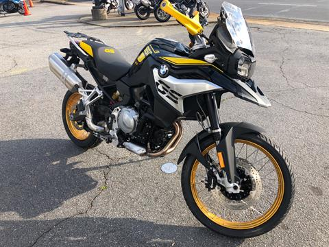 2021 BMW F850 GS in Greenville, South Carolina - Photo 1