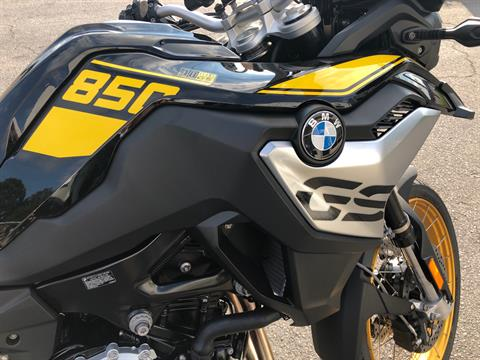 2021 BMW F850 GS in Greenville, South Carolina - Photo 3