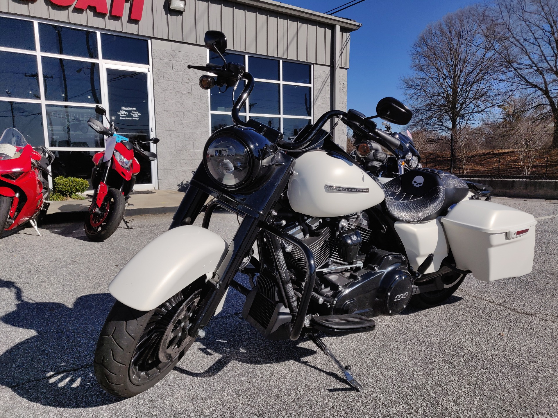 2019 Harley-Davidson Road King® Special in Greenville, South Carolina - Photo 1