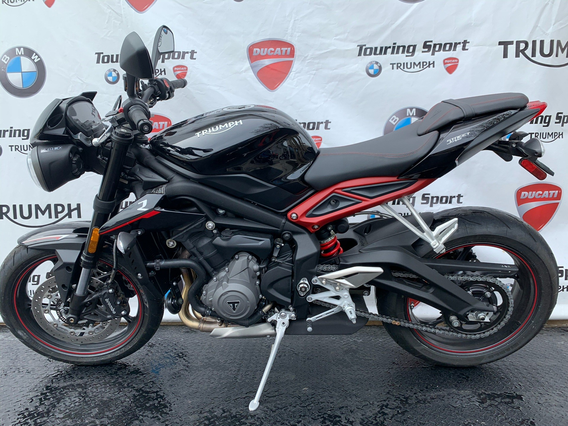 2018 Triumph Street Triple R in Greenville, South Carolina - Photo 2