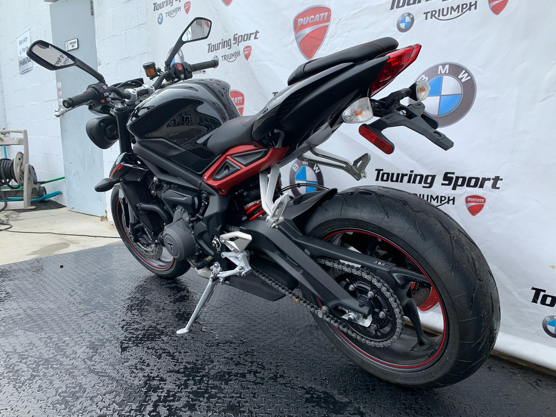 2018 Triumph Street Triple R in Greenville, South Carolina - Photo 3