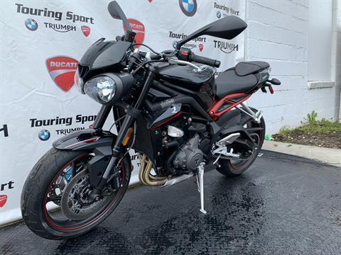 2018 Triumph Street Triple R in Greenville, South Carolina - Photo 4