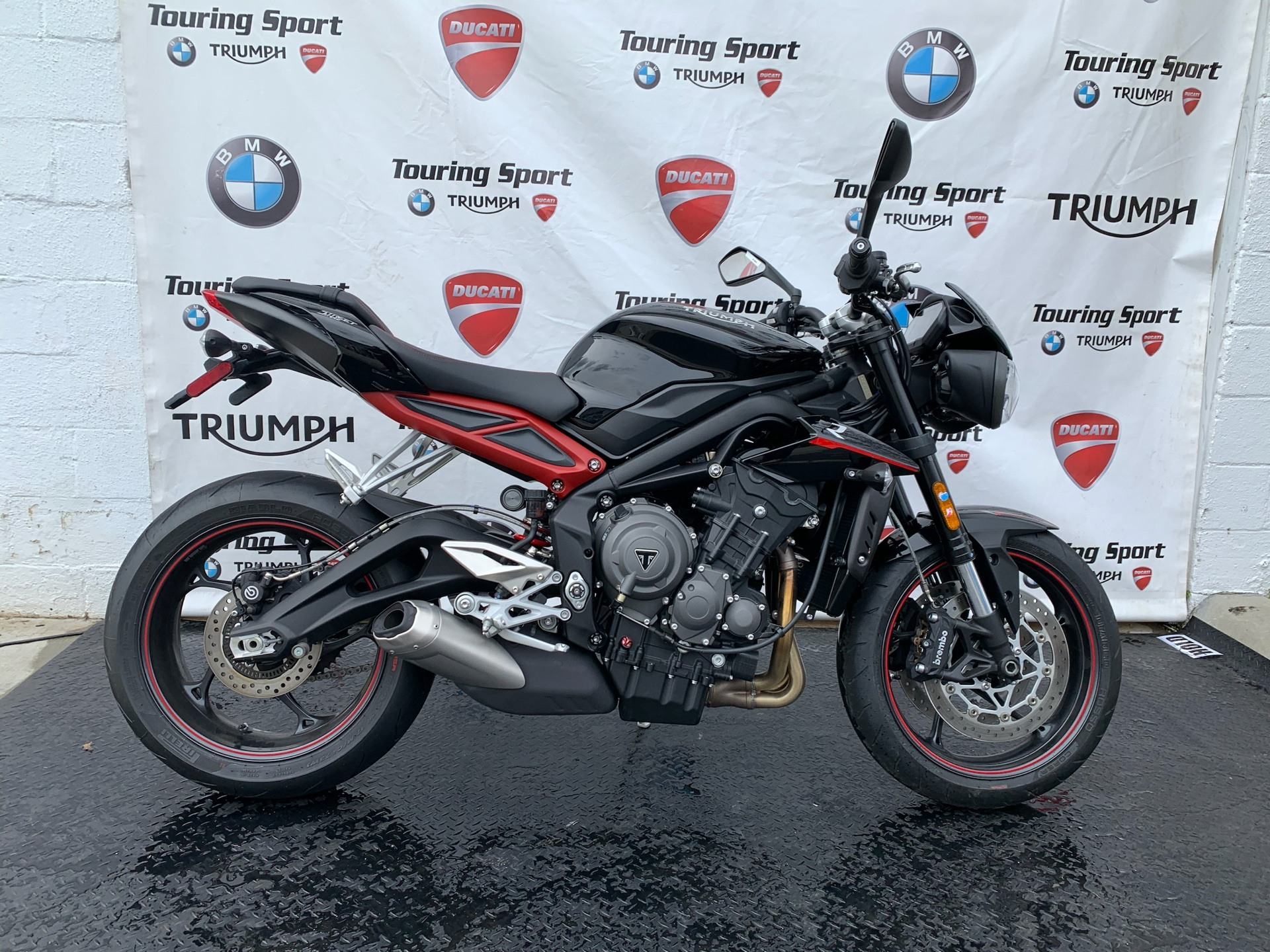 2018 Triumph Street Triple R in Greenville, South Carolina - Photo 1
