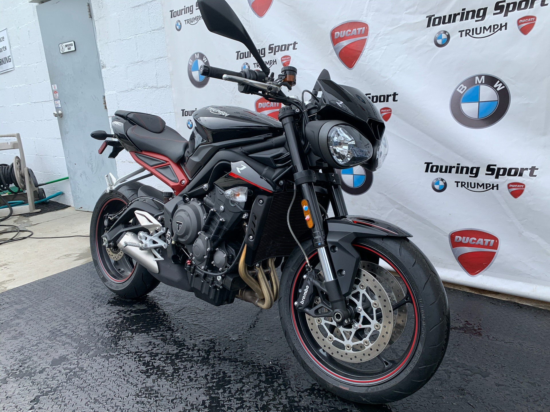 2018 Triumph Street Triple R in Greenville, South Carolina - Photo 6