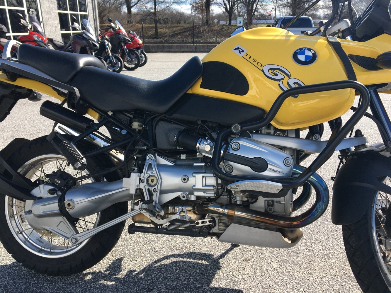 2004 BMW R 1150 GS in Greenville, South Carolina - Photo 9