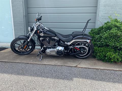 2014 Harley-Davidson FXSB Breakout in Greenville, South Carolina - Photo 4