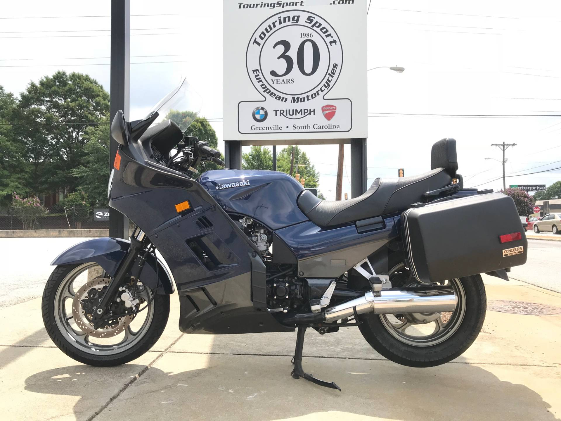 2006 Kawasaki Concours™ in Greenville, South Carolina
