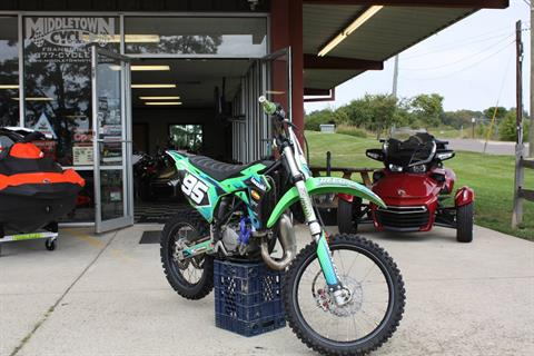2015 Kawasaki KX100 in Franklin, Ohio