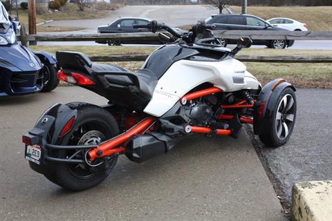 2015 Can-Am Spyder F3-S SM6 in Franklin, Ohio