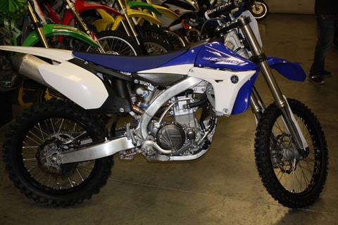 2013 Yamaha YZ450F in Franklin, Ohio