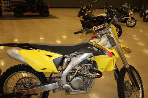 2014 Suzuki RMZ450 in Middletown, Ohio - Photo 1