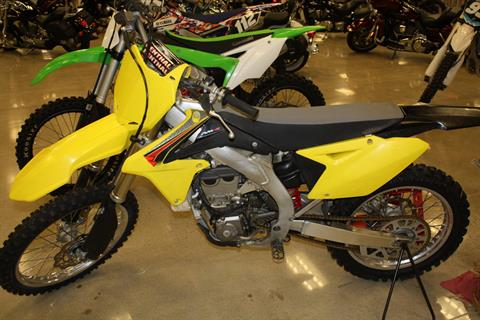 2014 Suzuki RMZ450 in Middletown, Ohio - Photo 3